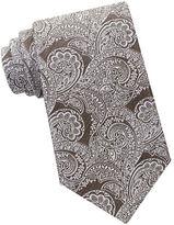 MICHAEL Michael Kors Embroidered Silk Tie
