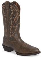 Ariat Men's 'Sport R Toe' Cowboy Boot