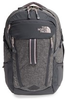 The North Face Girl's 'Surge' Backpack - Grey
