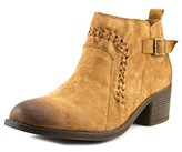 Billabong Take A Walk Round Toe Suede Bootie.