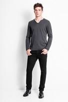 Zadig & Voltaire Platine Black Men's Jeans