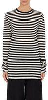 Marc Jacobs Women's Striped Long-Sleeve T-Shirt