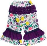 RUFFLE BUTTS Garden Harvest Ruffle Pants (Baby, Toddler, Little Girls, & Big Girls)
