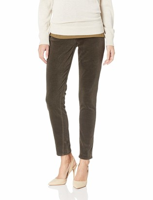 Chaps Women's Skinny 21 WALE Straight Corduroy-Pant