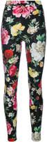 Dolce & Gabbana rose print leggings