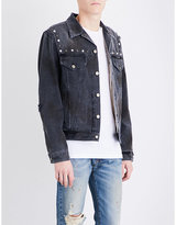 Gucci Hollywood Denim Jacket