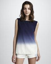 Marc by Marc Jacobs Aurora Ombre Top