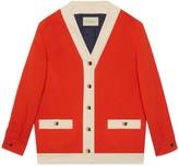Gucci Cady viscose jacket