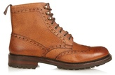 Cheaney Tweed C Lace-up Brogue Boots