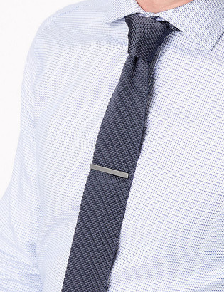 Marks and Spencer Textured Tie Bar