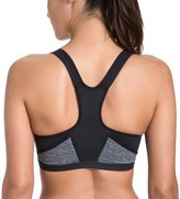 Meliwoo Women's High Impact Padded Racerback Ultra Support Cool Pro Sports Bra