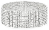 Anne Klein Faux-Crystal Cuff Bracelet