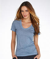 2xist Mesh Shoulder Jersey T-Shirt