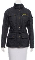 Barbour Belted Quilted Jacket