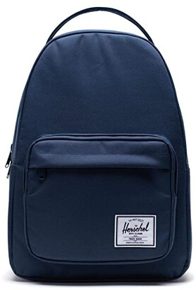 Herschel Miller (Black) Backpack Bags