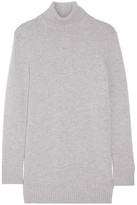Michael Kors Cashmere Turtleneck Sweater - Gray