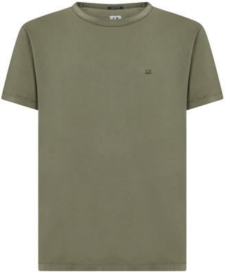 C.P. Company T-shirts and Polos Green