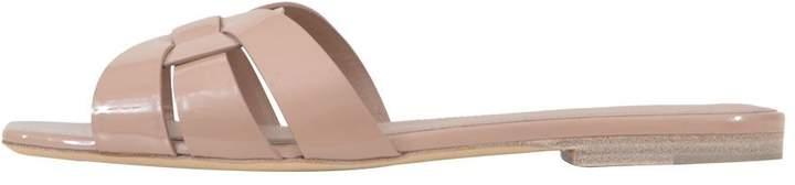 Saint Laurent Varnished Pink Sandals