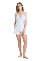Country Road Wrap Front Cami