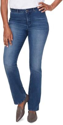NYDJ Barbara Contour Bootcut Jeans