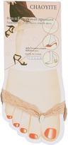 Nude Flip-Flop Style Toe Pads