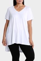 Vee Neck T-shirt