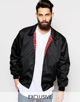 Reclaimed Vintage Harrington Bomber Jacket