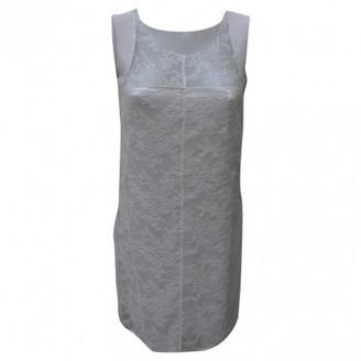Nina Ricci Ecru Lace Dress for Women Vintage
