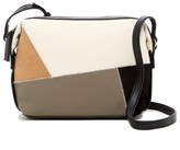 Nine West It&s A Tie Faux Leather/Suede Crossbody