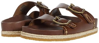Polo Ralph Lauren Turbach W DB (Dark Nut) Men's Shoes