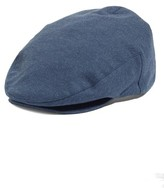Brixton Men's Hooligan Driving Cap - Blue
