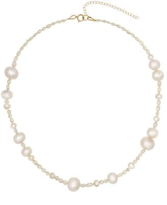 Kozakh Madelyn 14k Gold-Filled Freshwater Pearl Necklace