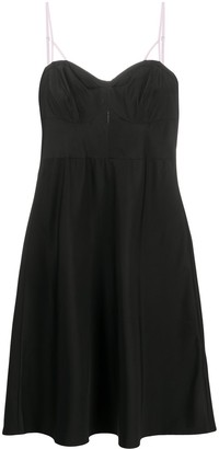 Coperni Knee-Length Slip Dress