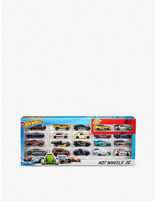 Hot Wheels Hotwheels 20 pack model cars