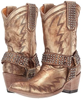 Old Gringo Cowgirl (Gold) Women's Boots