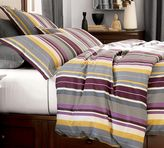 Madison Stripe Duvet Cover & Sham