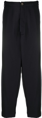 Societe Anonyme Wide-Leg Tailored Trousers