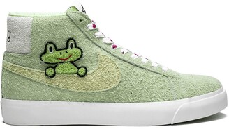 Nike x Frog Skateboards SB Zoom Blazer Mid QS sneakers