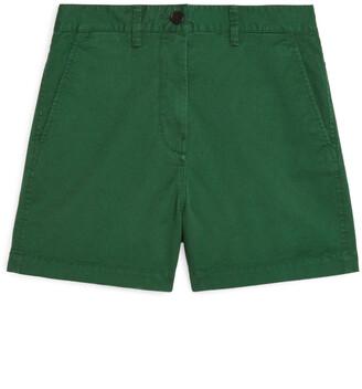 Arket Twill Chino Shorts
