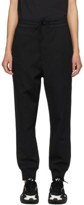 Y-3 Black Classic Cuff Track Pants