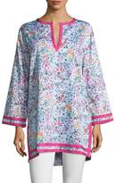 Oscar de la Renta English Garden Tunic