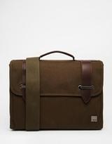 Knomo 13 Laptop Bag - Green