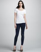Paige Verdugo Skinny Batik Jeans, Summer Night