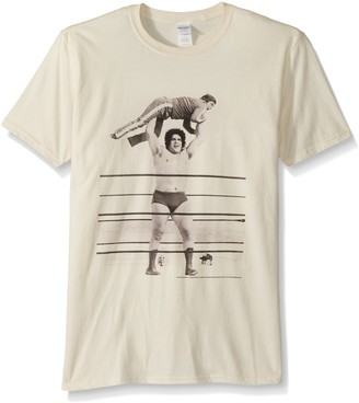 American Classics Unisex Andre The Giant Adult Short Sleeve T-Shirt
