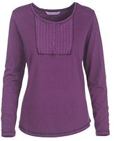 Woolrich Women's First Forks Henley
