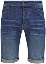 Gstar Arcz 3d 1/2 Denim Shorts Medium Aged