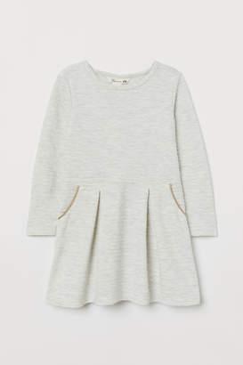 H&M Jersey Dress - Gray