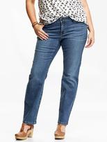 Old Navy Universal Mid-Rise Plus-Size Skinny Jeans