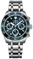 Rotary Gents Stainless Steel Chronograph Watch Gb90170/05