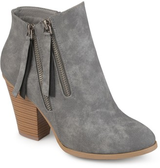 Journee Collection Vally Women's Ankle Boots
